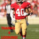 DARRYL MORRIS 2013 SAN FRANCISCO 49ERS FOOTBALL CARD