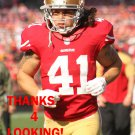 BUBBA VENTRONE 2013 SAN FRANCISCO 49ERS FOOTBALL CARD