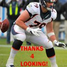 MICHAEL SCHOFIELD 2014 DENVER BRONCOS FOOTBALL CARD