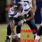 LEMUEL JEANPIERRE 2013 SEATTLE SEAHAWKS FOOTBALL CARD