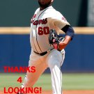 JOEL DE LA CRUZ 2016 ATLANTA BRAVES BASEBALL CARD