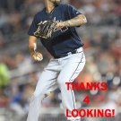 CHAZ ROE 2016 ATLANTA BRAVES BASEBALL CARD