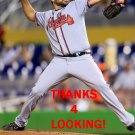 JOSH COLLMENTER 2016 ATLANTA BRAVES BASEBALL CARD