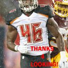 KIVON CARTRIGHT 2016 TAMPA BAY BUCCANEERS FOOTBALL CARD