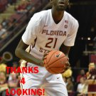 CHRIST KOUMADJE 2016-17 FLORIDA STATE SEMINOLES BASKETBALL CARD