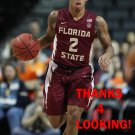 C.J. WALKER 2016-17 FLORIDA STATE SEMINOLES BASKETBALL CARD