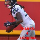 TROVON REED 2015 SEATTLE SEAHAWKS FOOTBALL CARD