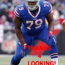 JORDAN MILLS 2016 BUFFALO BILLS FOOTBALL CARD