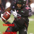 BRANDYN THOMPSON 2015 OTTAWA REDBLACKS  CFL FOOTBALL CARD