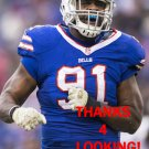 LEGER DOUZABLE 2016 BUFFALO BILLS FOOTBALL CARD