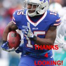 BRANDON TATE 2016 BUFFALO BILLS FOOTBALL CARD