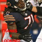 ASTON WHITESIDE 2013 CHICAGO BEARS FOOTBALL CARD