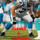 MARTIN WALLACE 2015 CAROLINA PANTHERS FOOTBALL CARD