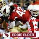 EDDIE ELDER 2012 ARIZONA CARDINALS FOOTBALL CARD