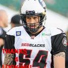 KEVIN SCOTT 2014 OTTAWA REDBLACKS  CFL FOOTBALL CARD
