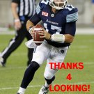 CODY FAJARDO 2016 TORONTO ARGONAUTS CFL FOOTBALL CARD