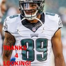 B.J. CUNNINGHAM 2014 PHILADELPHIA EAGLES FOOTBALL CARD