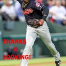 YANDY DIAZ 2017 CLEVELAND INDIANS BASEBALL CARD