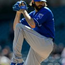 JASON HAMMEL 2017 KANSAS CITY ROYALS BASEBALL CARD