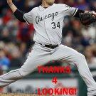 ANTHONY SWARZAK 2017 CHICAGO WHITE SOX BASEBALL CARD