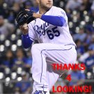 JAKE JUNIS 2017 KANSAS CITY ROYALS BASEBALL CARD
