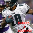 JOE ANDERSON 2015 PHILADELPHIA EAGLES FOOTBALL CARD