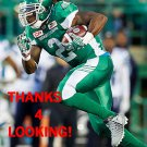 CURTIS STEELE 2016 SASKATCHEWAN ROUGHRIDERS CFL FOOTBALL CARD