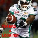 ARMANTI EDWARDS 2016 SASKATCHEWAN ROUGHRIDERS CFL FOOTBALL CARD