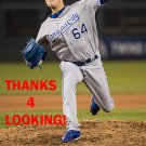 MATT STRAHM 2016 KANSAS CITY ROYALS BASEBALL CARD