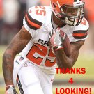 GEORGE ATKINSON III 2016 CLEVELAND BROWNS FOOTBALL CARD