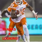 ANTHONY THOMPSON 2016 BC LIONS CFL FOOTBALL CARD