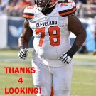 ALVIN BAILEY 2016 CLEVELAND BROWNS FOOTBALL CARD