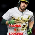 MATT JOYCE 2017 OAKLAND ATHLETICS  BASEBALL CARD