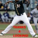 CESAR VALDEZ 2017 OAKLAND ATHLETICS  BASEBALL CARD