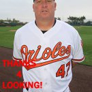SCOTT COOLBAUGH 2016 BALTIMORE ORIOLES BASEBALL CARD