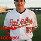 EINAR DIAZ 2016 BALTIMORE ORIOLES BASEBALL CARD