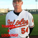 DOM CHITI 2016 BALTIMORE ORIOLES BASEBALL CARD