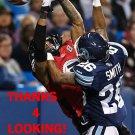 EDDIE POOLE 2014 OTTAWA REDBLACKS  CFL FOOTBALL CARD