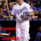 DANIEL NAVA 2016 KANSAS CITY ROYALS BASEBALL CARD