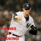 CHRIS MARTIN 2015 NEW YORK YANKEES BASEBALL CARD