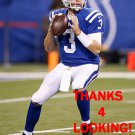 RYAN LINDLEY 2015 INDIANAPOLIS COLTS FOOTBALL CARD