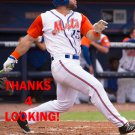 TIM TEBOW 2017 ST. LUCIE METS / NEW YORK METS BASEBALL CARD