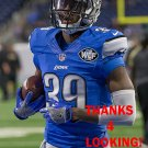 JOHNTHAN BANKS 2016 DETROIT LIONS FOOTBALL CARD
