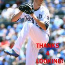 LUKE FARRELL 2017 KANSAS CITY ROYALS BASEBALL CARD