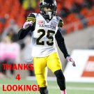 CHRIS DAVIS 2017 HAMILTON TIGER-CATS  CFL FOOTBALL CARD