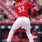 STUART TURNER 2017 CINCINNATI REDS BASEBALL CARD