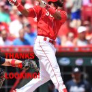 ARISMENDY ALCANTARA 2017 CINCINNATI REDS BASEBALL CARD