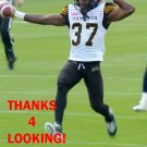 RICHARD LEONARD 2017 HAMILTON TIGER-CATS  CFL FOOTBALL CARD