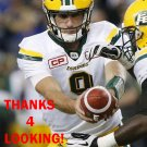 DANNY O'BRIEN 2017 EDMONTON ESKIMOS CFL FOOTBALL CARD