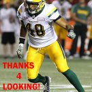 BLAIR SMITH 2017 EDMONTON ESKIMOS CFL FOOTBALL CARD